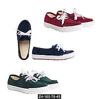 Велюровые женские мокасины, 37 размер / 24.7 см, слипоны, туфли, Z4-105-78-45