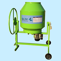 Бетономешалка СКИФ БСМ 200 (200 л)