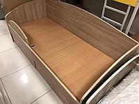Ліжко дитяче підліткове з вставним бортиком та шухлядами 190*80 190х80, фото 1
