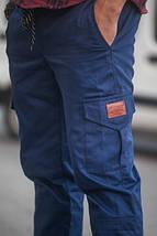 Джоггеры F&F, стильные штаны, модные, фото 2