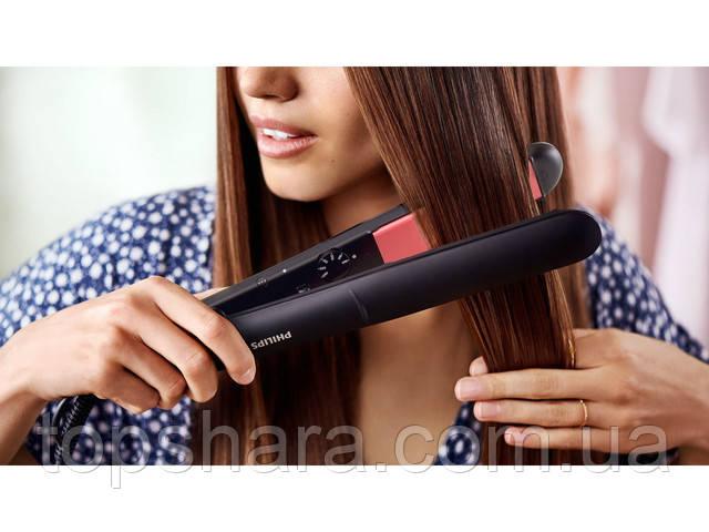 Щипцы для волос PHILIPS StraightCare Essential BHS376/00