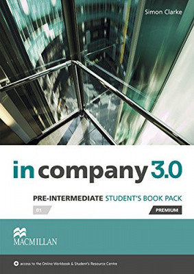 In Company 3.0 Pre-Intermediate B1 Student's Book Pack