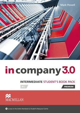In Company 3.0 Intermediate B1+ Student's Book Pack