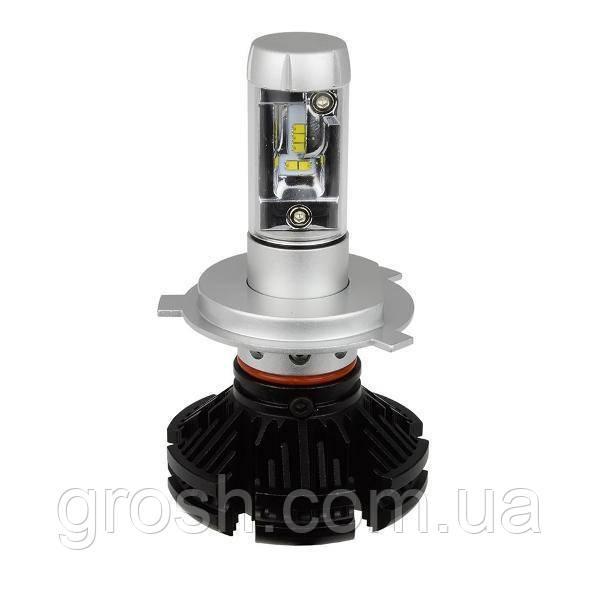 Светодиодные лампы X3-H4