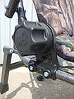 Кресло карповое M-Elektrostatyk F5R Camou с широкими подлокотниками, фото 3