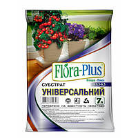 """Субстрат """"Универсальный"""" от Flora-Plus (5/10/20 л)"""