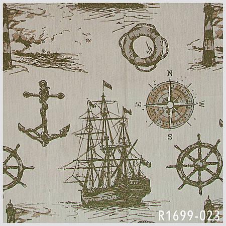 Ткань для штор R-1699