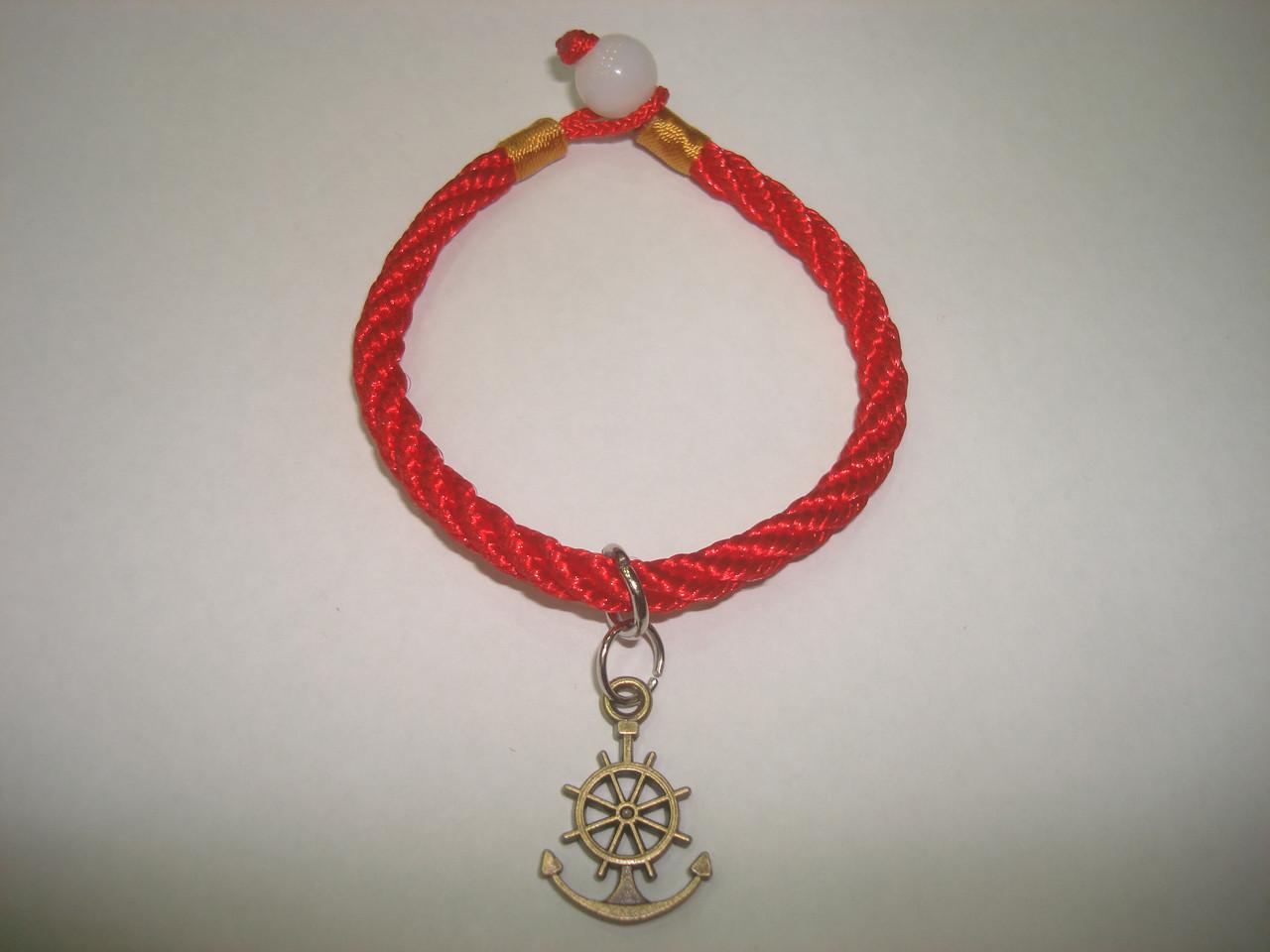 Красная нить Каббала «Якорь»