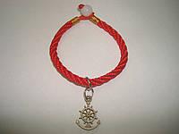 Красная нить Каббала «Якорь», фото 1
