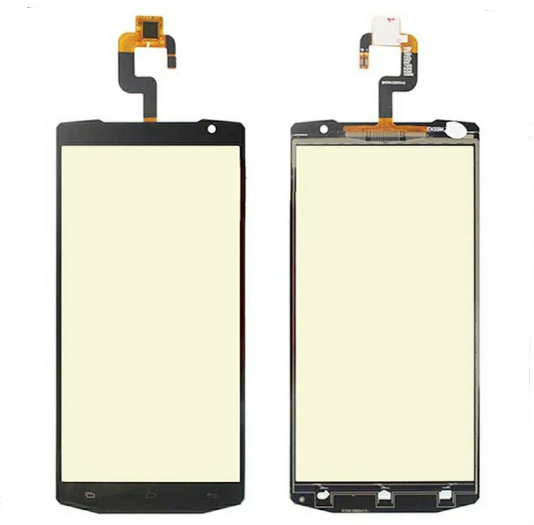 Touchscreen (сенсор) для Oukitel K10000 Чорний