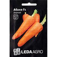 """Семена моркови ранней, сладкой """"Абако"""" F1 (400 семян) от Seminis, Голландия"""