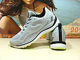 Кроссовки мужские BaaS Trend System - М светло-серые 45 р., фото 5