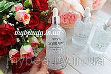 Сироватка для обличчя angel's Liquid Silver Nine Premium Ampoule 99,9 % з чистим сріблом 100 мл