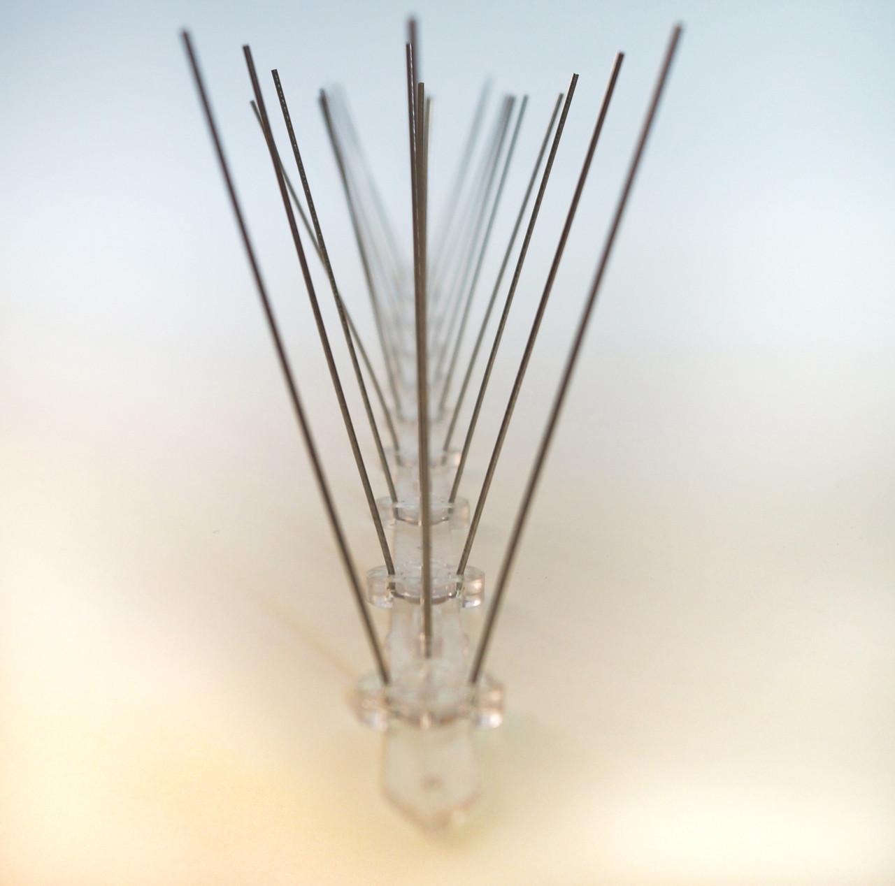 Шипы от птиц антиприсадные 3D, 0,5 м
