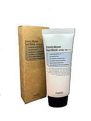 Увлажняющий солнцезащитный крем для лица Purito Comfy Water Sun Block SPF50+ PA++++