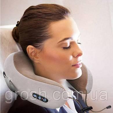 Массажер U-Shaped Massage Pillow