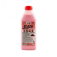 Полироль для пластика NOWAX Black Cockpit Milk Strawberry NX01188 1 л