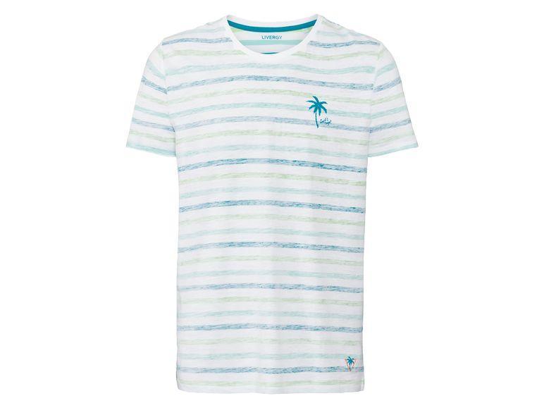 Чоловіча футболка LIVERGY розмір XL (56/58)