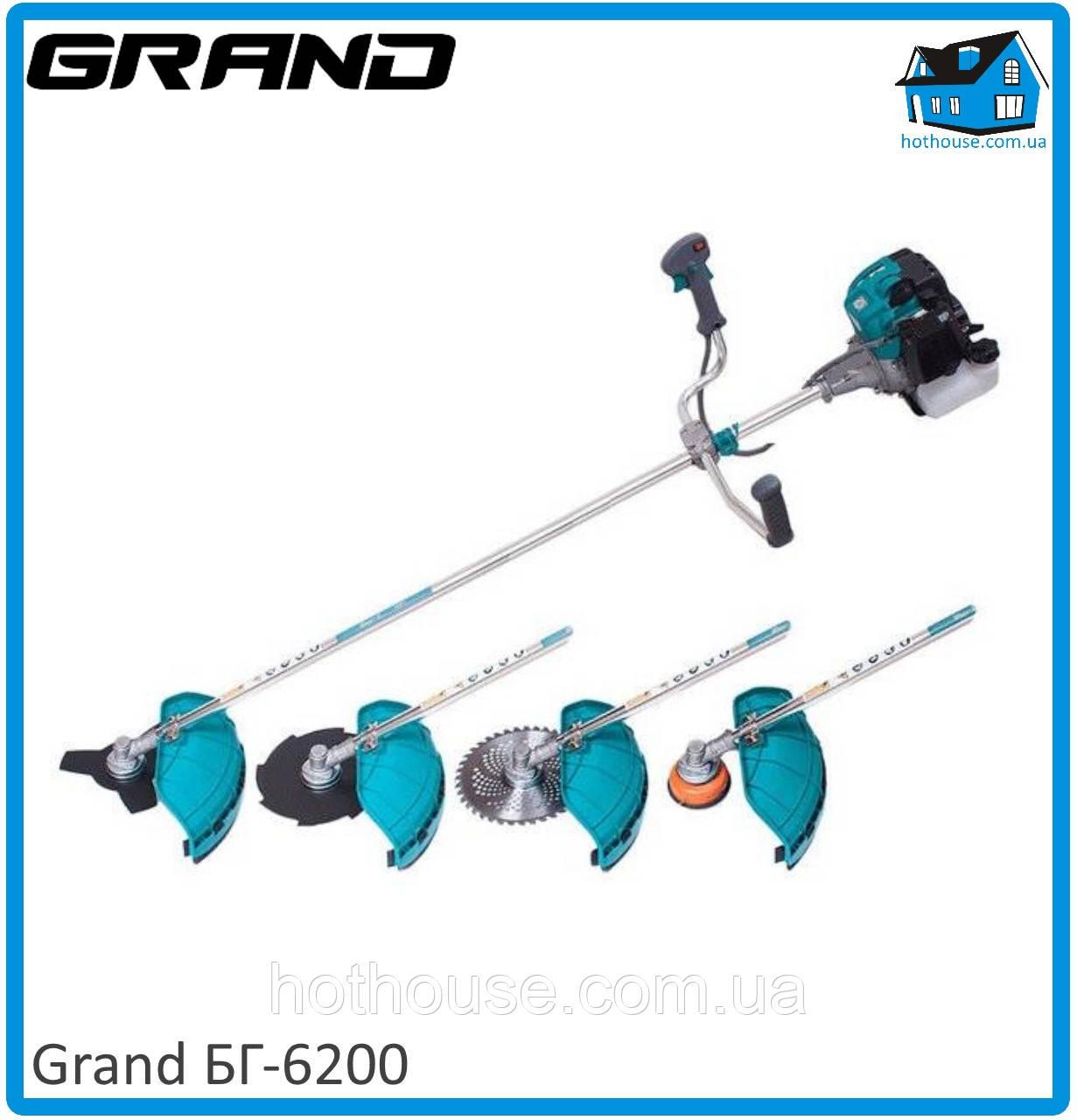 Бензокоса Grand БГ-6200