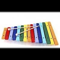 Ксилофон деревянный 15 тонов. арт. N024