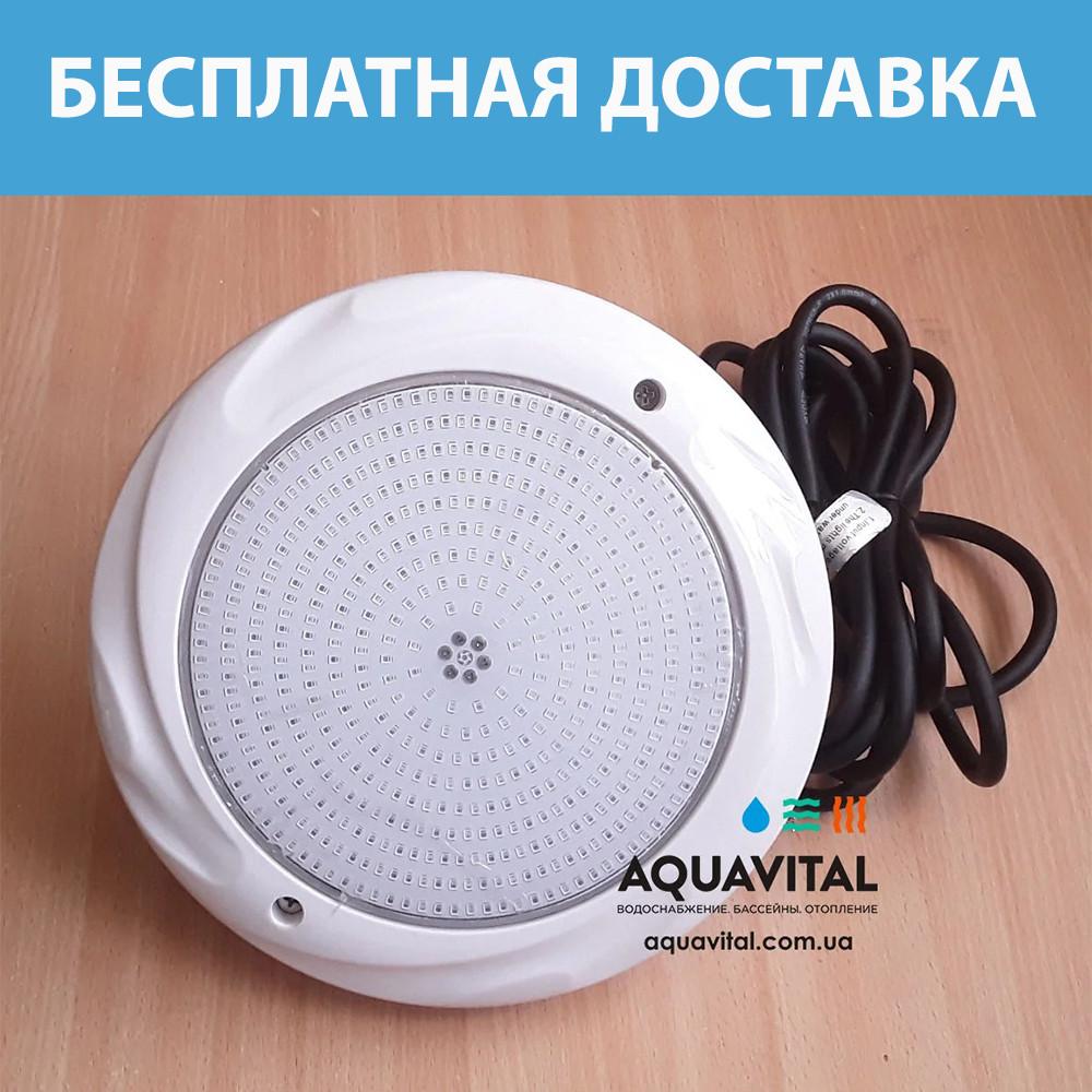 Прожектор светодиодный Aquaviva LED008–546LED (33 Вт) RGB / бетон / лайнер
