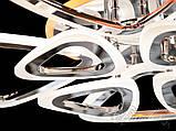 Потолочная люстра с диммером, подсветкой и MP3 A8118/4+4HR MP3 LED 3color dimmer, фото 7