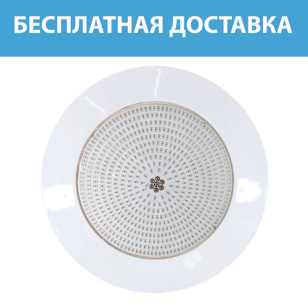 Ультратонкий светодиодный прожектор Aquaviva LED029–546LED (33 Вт) RGB / бетон / лайнер (тип крепления резьба)