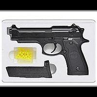Металлический пистолет ZM18 на пульках