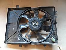 Диффузор в сборе Hyundai Getz 253801C150 253801C160