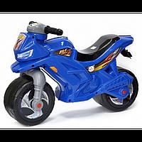 Мотоцикл музыкальный синий Орион 501B3