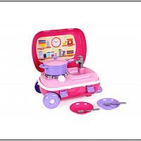 Игрушка «Кухня с набором посуды ТехноК», арт. 6061
