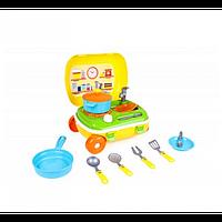 """Игрушка """"Кухня с набором посуды ТехноК"""", арт. 6078"""