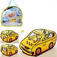 ПАЛАТКА MR 0027 такси, 99-55-55 см, окна-сетки, 1 вход на завязках, крыша, в сумке.
