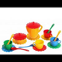 """Набор игрушечной посуды """"Ромашка"""" Tigres 39091"""