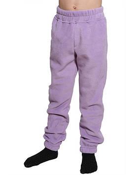 Теплі дитячі штани з флісу (розміри 116-164 в кольорах)