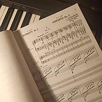 """С. Рахманинов. """"Концерт №2 для ф-но с оркестром""""."""