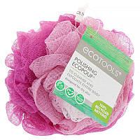 EcoTools, Polishing EcoPouf, 1 мочалка, фото 1
