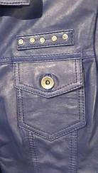 АЛЬБОМ ЗАКАЗОВ-кожаные курточки DERIMOD  6