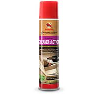 Очиститель для кожи Bullsone Cleaner & Lotion пенный очиститель и кондиционер / 300 мл