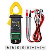 Токоизмерительные клещи,  ЖК-дисплей, 0-600А, Toptul EAAC0260E