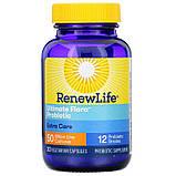 Renew Life, Пробиотики Extra Care, Ultimate Flora, 50 миллиардов живых культур, 30 растительных капсул, фото 3