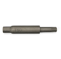 Насадка для разборки стоек L100мм TORX T50  TOPTUL JEAW0550