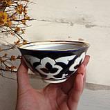 "Пиала чайная ""ПАХТА"" ~250 мл, d 11.5 см. Узбекистан, фото 2"