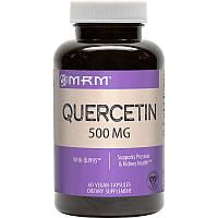 MRM, Кверцетин, QU995™ Quercetin биодоступный 500мг, 60вег капсул