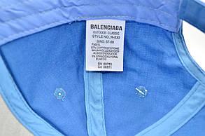 Бейсболка Classic Balenciaga (1118-1), фото 3