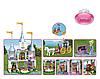 """Дитячий конструктор JVToy 15009 """"ЧАРІВНИЙ ЗАМОК ПОПЕЛЮШКИ"""" серія ПРИНЦЕСИ неодмінно сподобається всім маленьким любителям захопливих пригод!"""