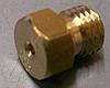 Форсунка (инжектор) природного газа Веко 1 KW*0