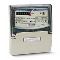 Трехфазный однотарифный электросчетчик ЦЭ 6803В/1 1Т 230В 10-100А М7Р32, Энергомера