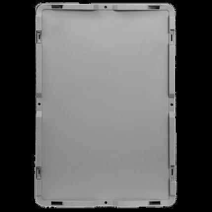 Крышка Kayalarplastik KSK 1280-80 серая, фото 2