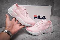 Кроссовки женские Fila Mino One, Фила розовые, жіночі кросівки.
